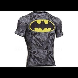 Batman under armour compression top